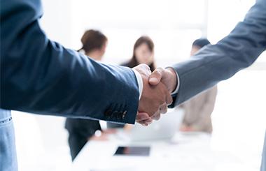 経営統治の継続的強化イメージ