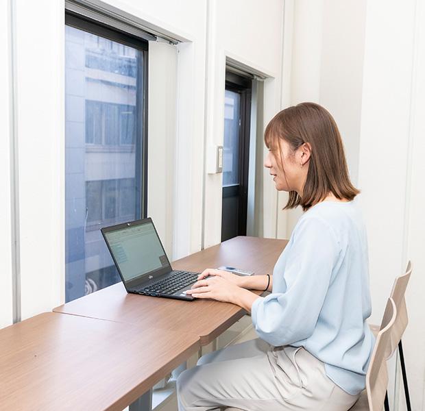 アルバイトで働く喜びや大変さを知り、堅実な職種を希望しIT業界へ